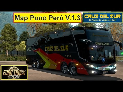 Euro truck simulator 2 map peru ruta puno vr 124x euro truck simulator 2 map peru ruta puno vr 124x download 2016 gumiabroncs Image collections