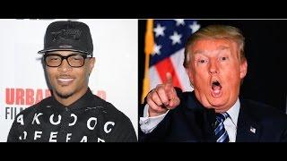 TI tells Donald Trump