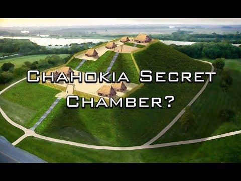 Secret Stone Chamber In Cahokia Monks Mound?