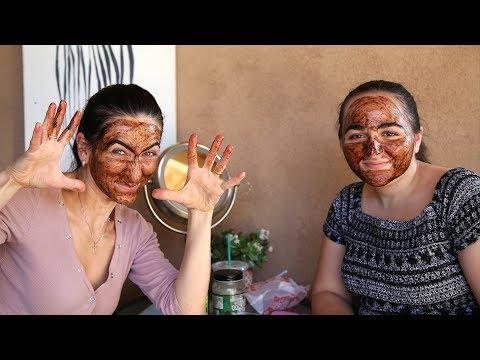 Սուրճով Կոկոսի Յուղով Սկրաբ – Coffee Coconut Oil Scrub – Mayrik by Heghineh