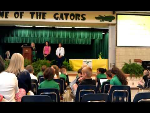 Guyton elementary school. Honors Program.