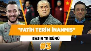 """Gambar cover """"Fatih Terim artık Galatasaray'ın düzeleceğine inanmış!"""" - Hakan Gündoğar   Basın Tribünü  #3"""