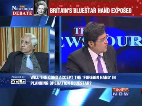 The Newshour Debate: Britain's Bluestar hand exposed - Full Debate (4th Feb 2014)