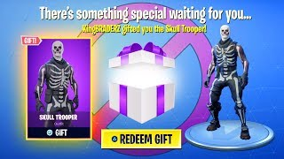 *NEW* GIFTING FEATURE CANCELLED RELEASE! (Fortnite Gifting FULL DETAILS)