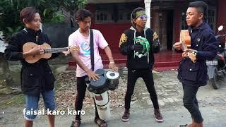 Lagu Seventen KEMARIN Versi Koplo Ala Pengamen Alay Indramayu | Mamik Si Goyang Melintir