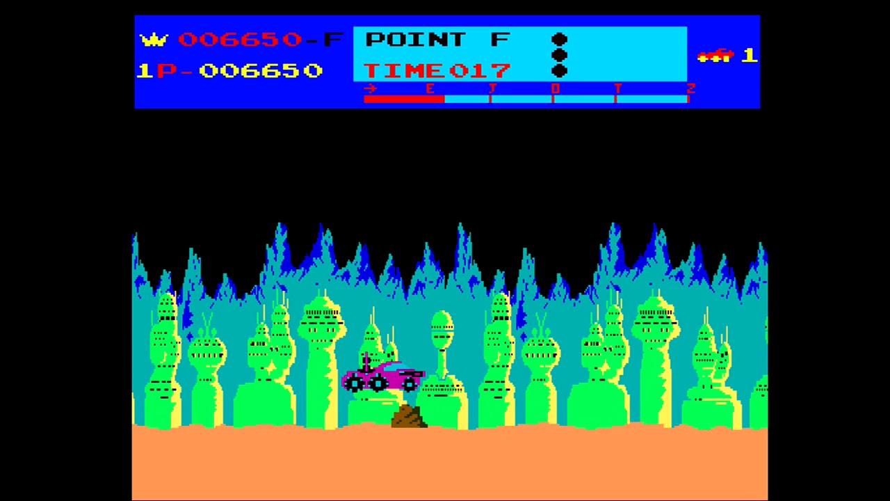 MiSTer (FPGA) Moon Patrol Arcade core (20171127) (Sound added)