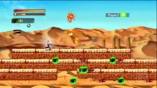 Serious Sam Double D XXL (Demo Gameplay)