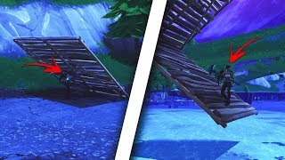 How to get UNDER THE MAP ANYWHERE after the patch in Fortnite! Get under the map! (Fortnite Glitch)