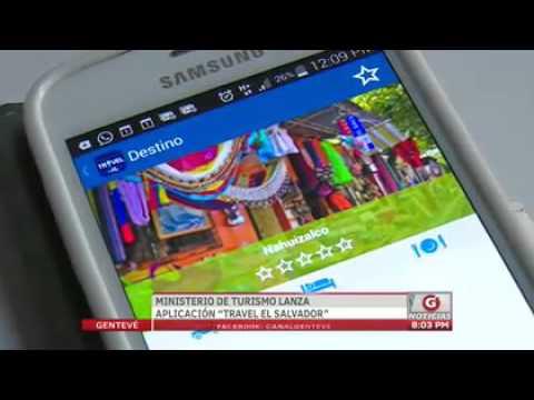 Gentevé Noticias - MITUR lanza aplicación Travel El Salvador