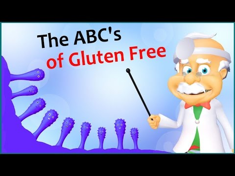 The ABC's of Gluten Free - Celiac Disease Explained for Children - Ask Dr Smarty