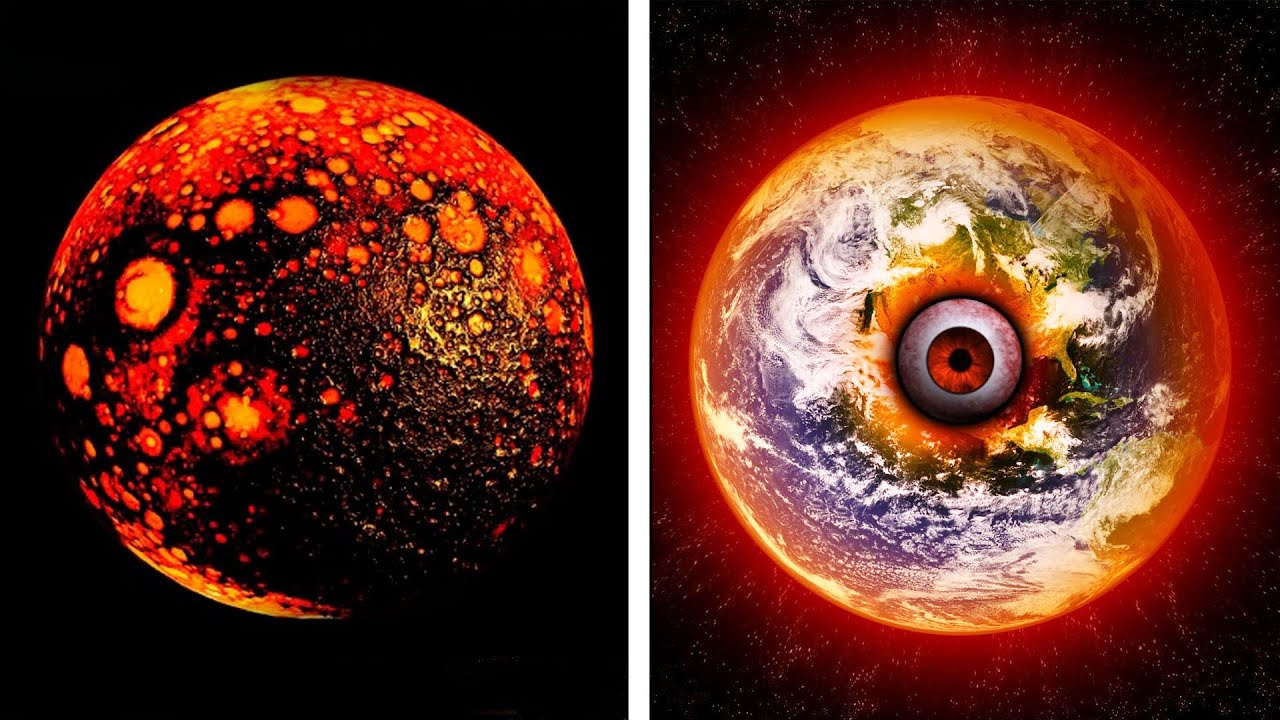 10 Most Terrifying Planets in the Universe