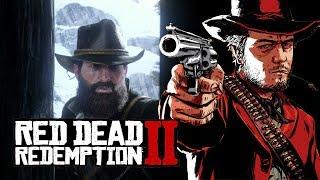 """Мэддисон играет в Red Dead Redemption 2 - """"ЭЙ МАЛЫШ, Я ПРИШЕЛ"""""""