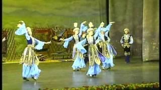 Театр танца НАЗ - Жастар би.avi