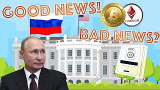 Russia Takes the LEAD in BITCOIN & CRYPTO REGULATION - US has Potentially BAD NEWS from BANKS & OCC