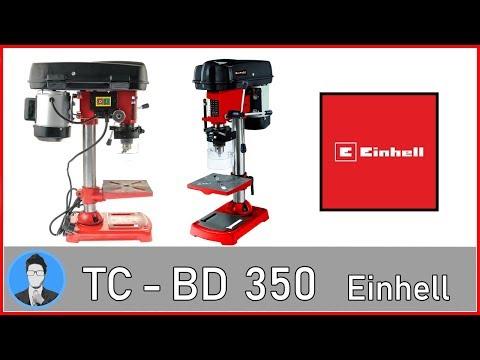 Einhell TC-BD 350 - Trapano a Colonna [Assemblaggio]