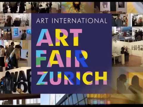 Review - CONTEMPORARY ART FAIR ZURICH 2016 - Art International Zurich / 18. Kunstmesse Zürich