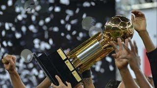 Los campeones de la Recopa Sudamericana