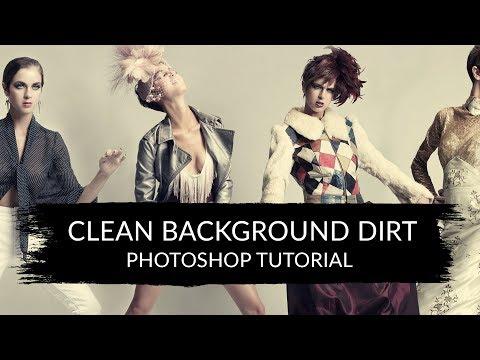 Save Yourself Hours - The Most Effective Way To Clean Backgrounds In Photoshop
