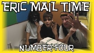 Eric Mail Time #4 - Present Party Time - Thank U ALL