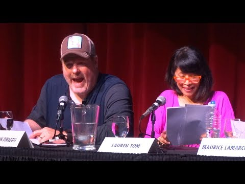 """Futurama"" cast FULL live table read of  ""Proposition Infinity"" episode"