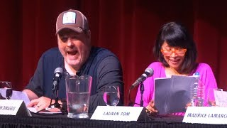 """Video """"Futurama"""" cast FULL live table read of  """"Proposition Infinity"""" episode download MP3, 3GP, MP4, WEBM, AVI, FLV Agustus 2017"""