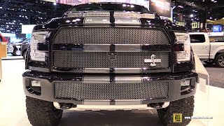 2016 Ford F150 Shelby 700hp Edition by Tuscany - Exterior Interior Walkaround 2016 Chicago Auto Show