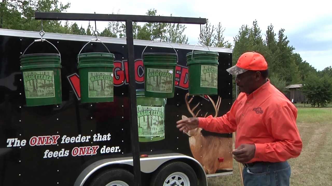 bucket org feeder proof feeders savetheleaks coon deer