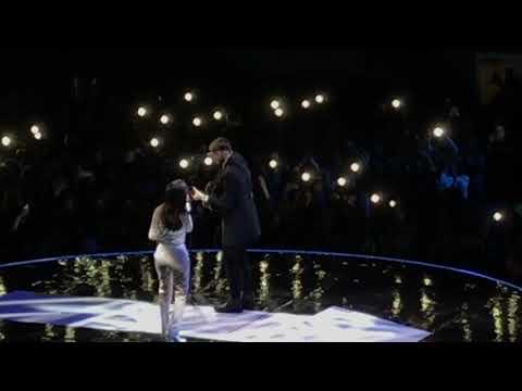 CAMILA CABELLO & JAMES ARTHUR - Say You Won't Let Go Live at the BBCR1 Teen Awards