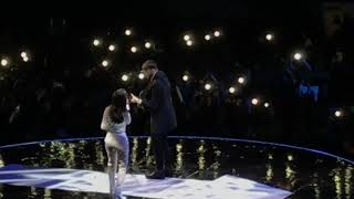 CAMILA CABELLO & JAMES ARTHUR - Say You Won't Let Go Live at the BBCR1 Teen Awards