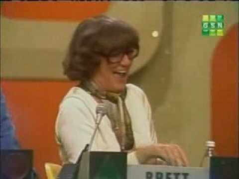 Match Game  Brett Somers laugh attacks