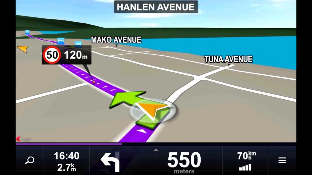 App Review Sygic GPS Navigation YouTube - Sygic gps review