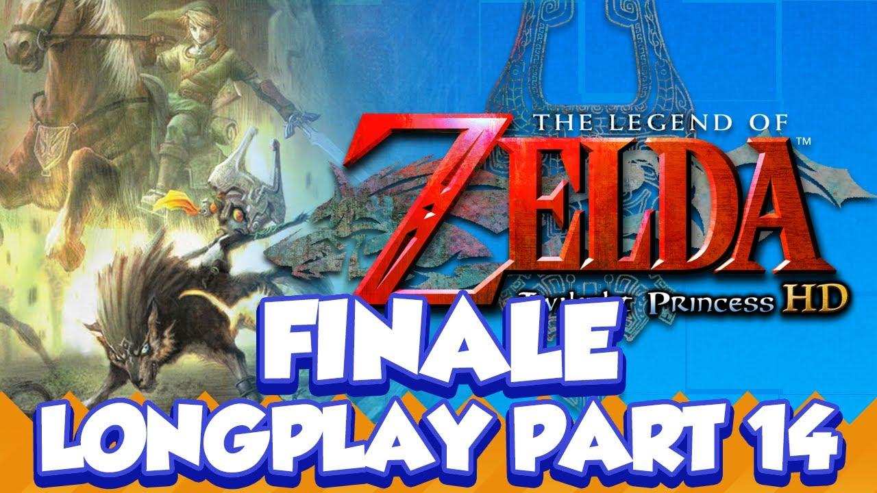 The Legend of Zelda: Twilight Princess HD (Longplay Part 14 Finale)
