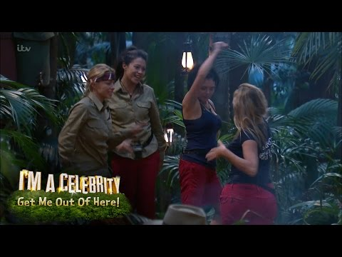 The Jungle Catwalk | I'm A Celebrity...Get Me Out Of Here!