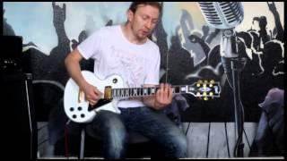 Видеоурок по электрогитаре от Вячеслава Климашина