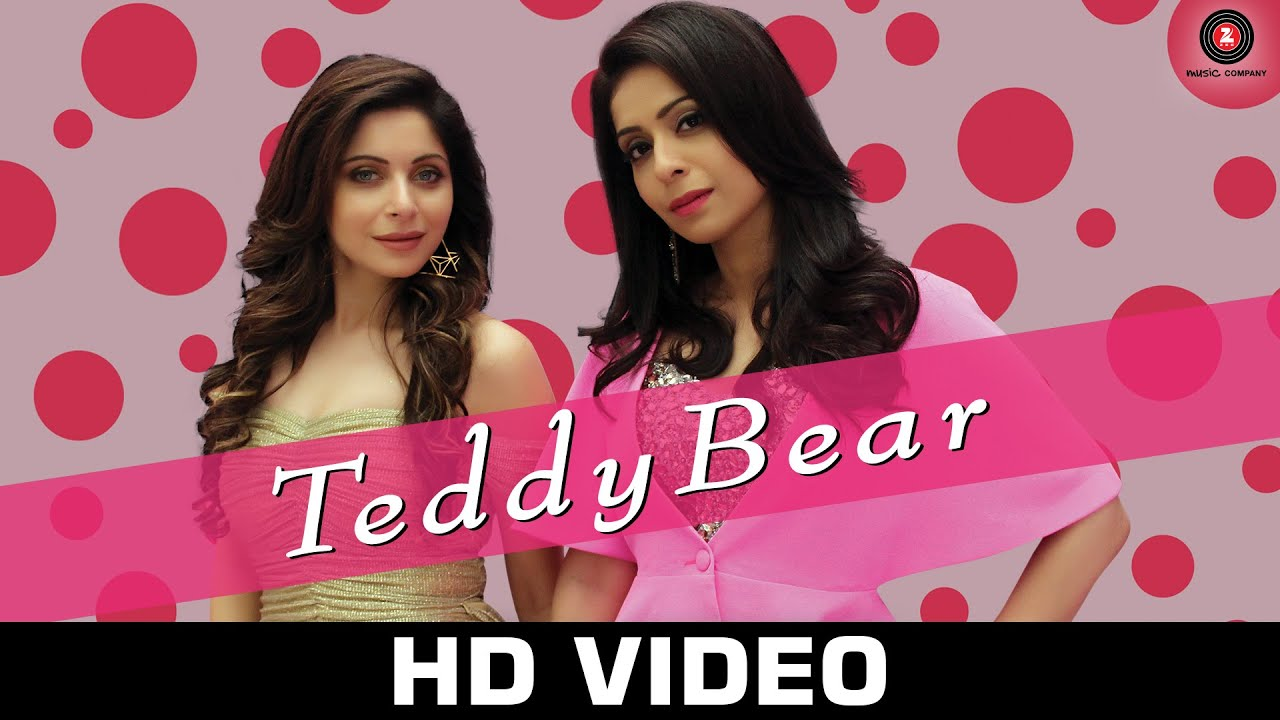 "Download Teddy Bear - Sakshi Salve's book ""The Big Indian Wedding"" official song feat. Kanika Kapoor & Ikka ."