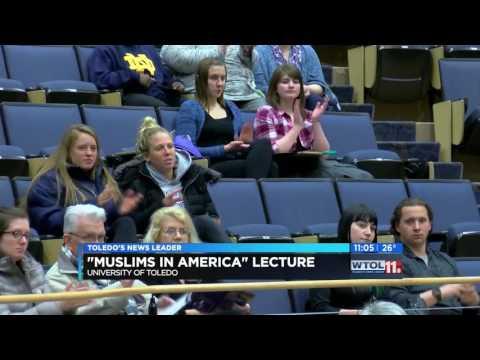 Islamic studies lecture at UT