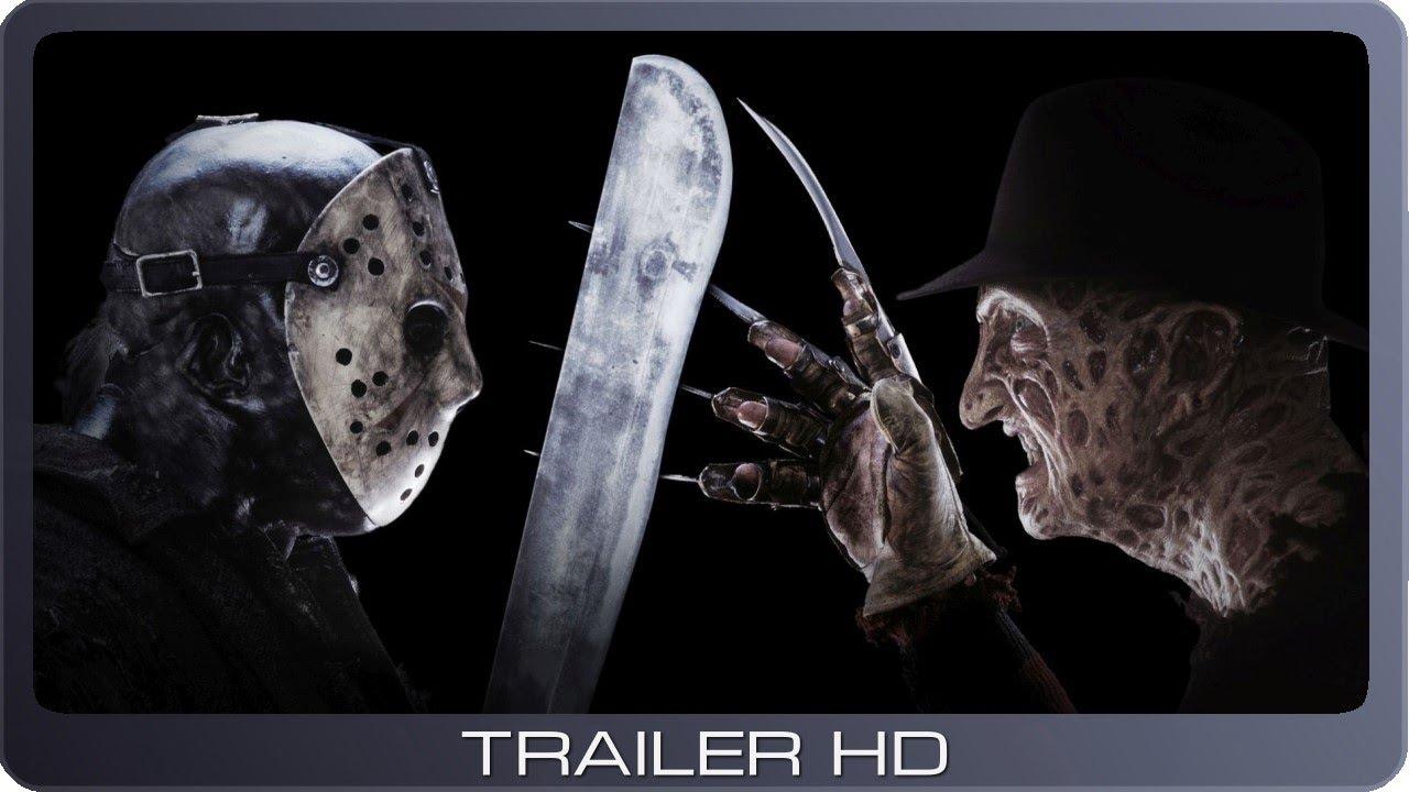 Freddy vs. Jason ≣ 2003 ≣ Trailer ≣ German   Deutsch