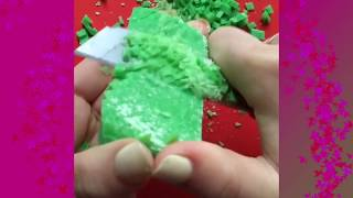 Satisfying Soap Cutting Cubes ASMR Video That Shows You The True Meaning Of Perfection