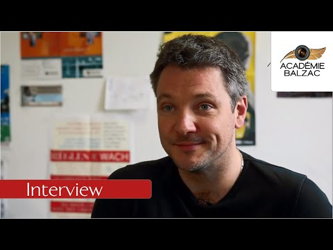 Nicolas Gary, membre du Jury de l'Académie Balzac - Interview