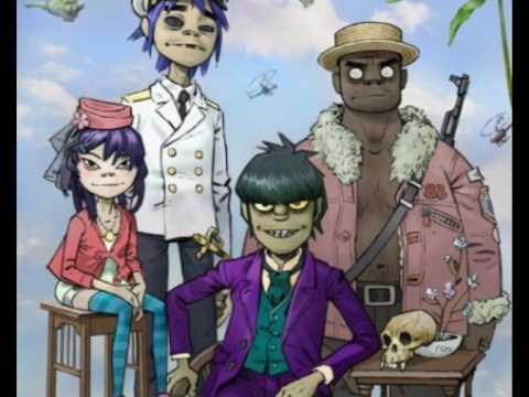 Gorillaz  Punk lyrics