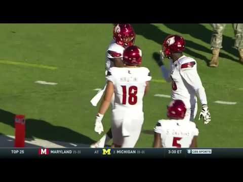 Autotrader College Football Today CBS week 10 2016