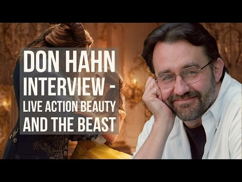Disney Podcast - DON HAHN RETURNS, BEAUTY AND THE BEAST - Dizney Coast to Coast - Ep. 409