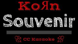 KoRn Souvenir CC Karaoke Instrumental Lyrics