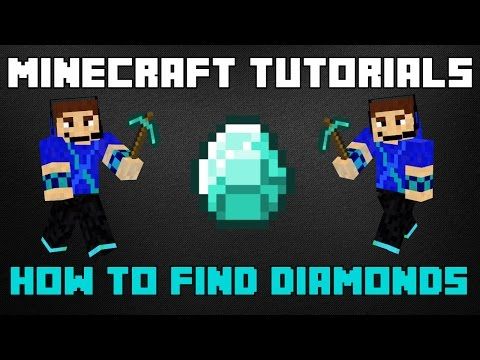 Branch mining minecraft tutorial video