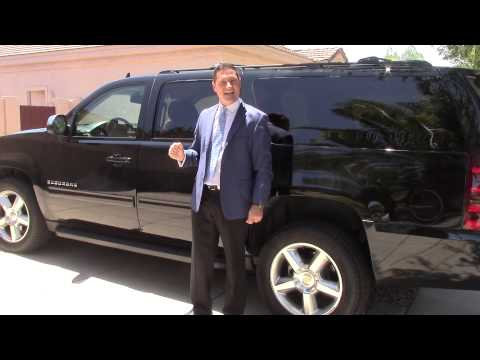 Highest ranked Limo company in Los Angeles drives a Chevrolet Suburban & plays Fortnite like a BOSS