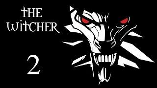 The Witcher (Ведьмак) - Первый выбор Ведьмака и битва с Саволлой [#2]
