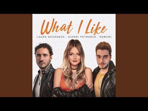 "[News] Laura Schadeck se junta a Gianni Petrarca e Ramori na faixa em inglês ""What I Like""."