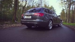 Audi A6. Car Porn