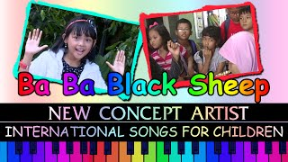 Ba Ba Black Sheep - New Concept Artists - International Songs For Children
