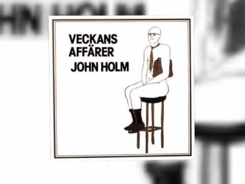 John Holm - Vid ett fönsterbord mot parken